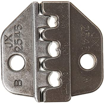 JOYKK 2546 Moule /à m/âchoires /à bornes /à sertir /à sertir /à Fil /à cliquet pour Pinces /à sertir Argent