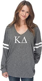 Kappa Delta Varsity Slub Pom Pom Jersey