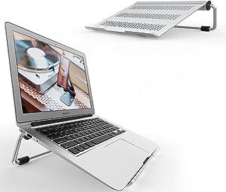 Soporte para Portátil, Lamicall Multiángulo Soporte : Soporte Base Ajustable para Portátil para 2018 Dell, HP, Samsung, Lenovo y más 10
