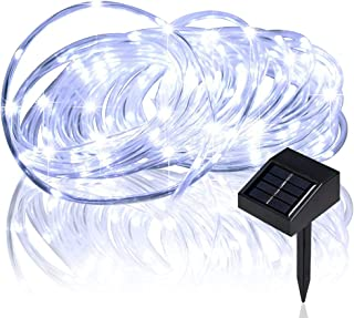 Best solar rope christmas lights Reviews
