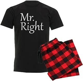 Mr. Right Men's Dark Pajamas Pajama Set