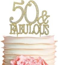 Best 50th birthday topper Reviews