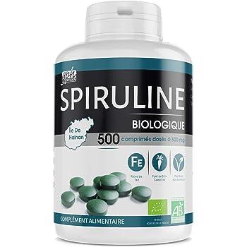 Sommeil : alerte sur les effets secondaires de la spiruline biologique ... - Guide complet