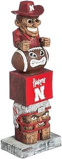 NCAA Nebraska Cornhuskers Tiki Totem