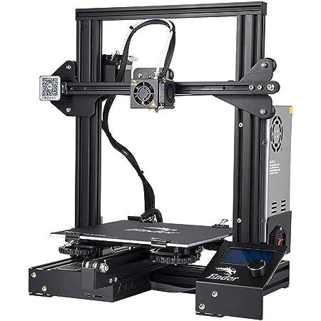 Comgrow Creality Ender 3 Imprimante 3D Aluminium DIY 220x220x250mm Taille d'impression Reprendre l'impression