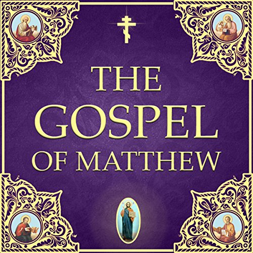 The Gospel of Matthew [Russian Edition] cover art