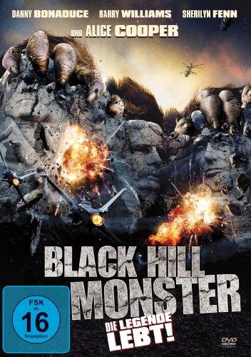 Black Hill Monster - Die Legende lebt! [Alemania] [DVD]