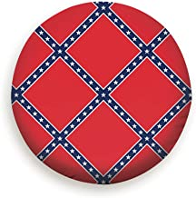 Red Blue White Stars Tire Cover 14-17inches Fit for Jeep Trailer RV SUV Truck