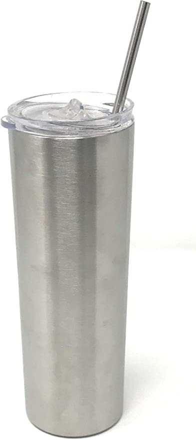 Stainless steel 20oz Skinny Tumbler