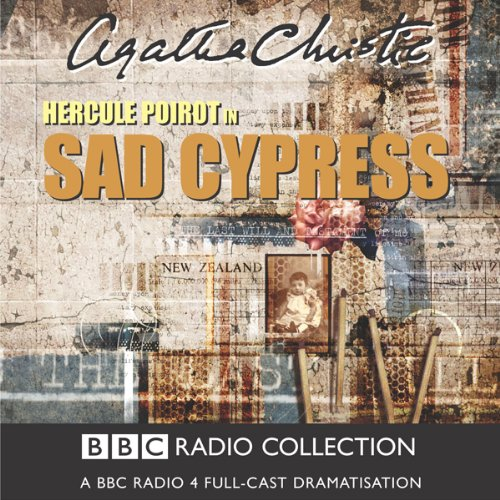 Sad Cypress (Dramatised) audiobook cover art