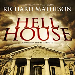 Hell House audiobook cover art