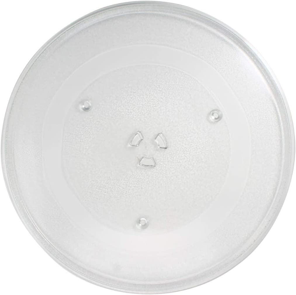 WB49X10063 Limited time for free shipping Microwave OFFicial mail order Glass Turntable Part Plate Replacement