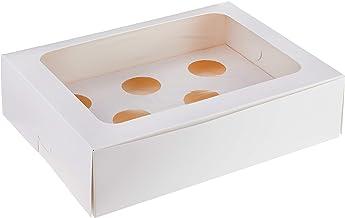 RedMan 57553 Cupcake Box, 8 Sachets (Pack of 5)