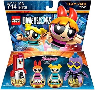 Warner Home Video Games Lego Dimensions Powerpuff Girls Team Pack - Not Machine Specific