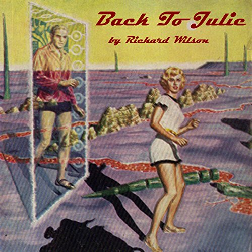 Back to Julie audiobook cover art