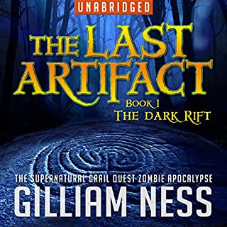 The Dark Rift     The Last Artifact Trilogy, Book 1              By:                                                                                                                                 Gilliam Ness                               Narrated by:                                                                                                                                 Gilliam Ness                      Length: 6 hrs and 59 mins     14 ratings     Overall 3.5