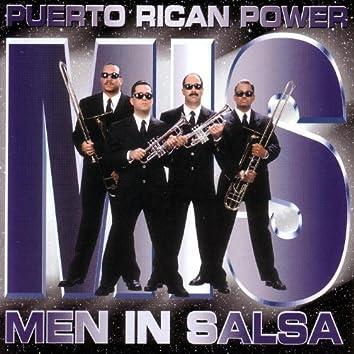 Men In Salsa