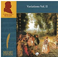 Mozart Edition Varaiations Vol.2: Bart Van Oort(Pf)