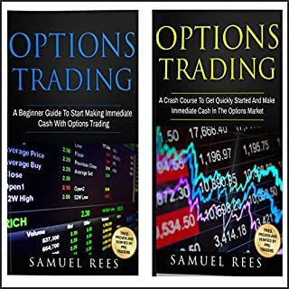 Options Trading for Beginners: 2 Manuscripts cover art