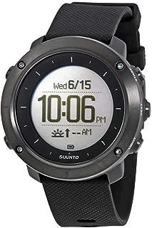 SUUNTO Traverse Watch - Sapphire Black, one Size
