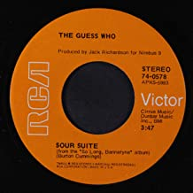 sour suite / life in the bloodstream