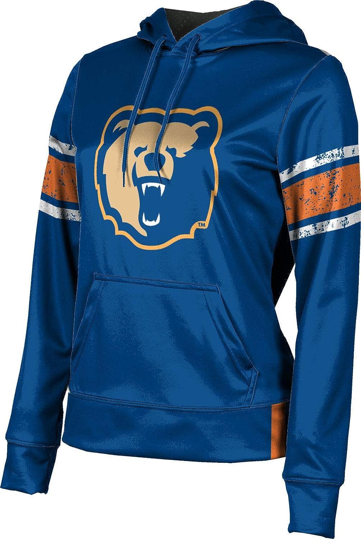 ProSphere Morgan State University Girls' Pullover Hoodie, School Spirit Sweatshirt (End Zone)