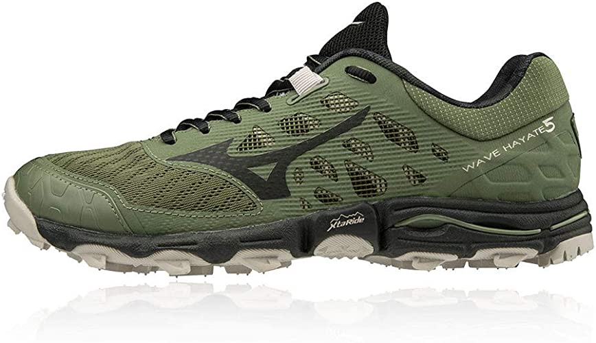 Mizuno Wave Hayate 5 Wohommes Chaussure Course Trial - AW19