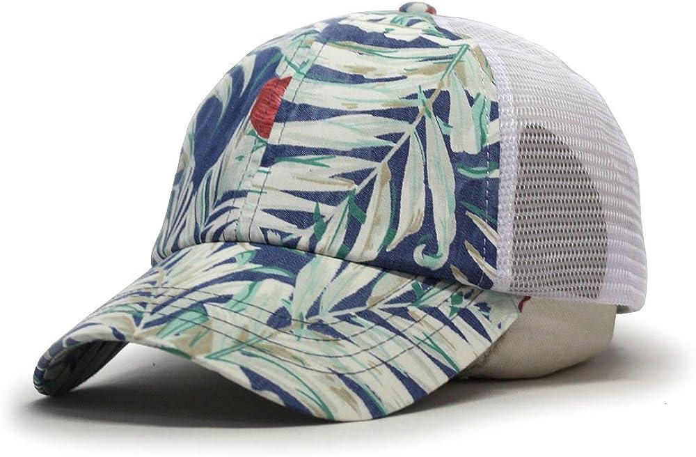 Vintage Washed Cotton Soft Cap Regular store Baseball San Diego Mall Mesh Adjustable