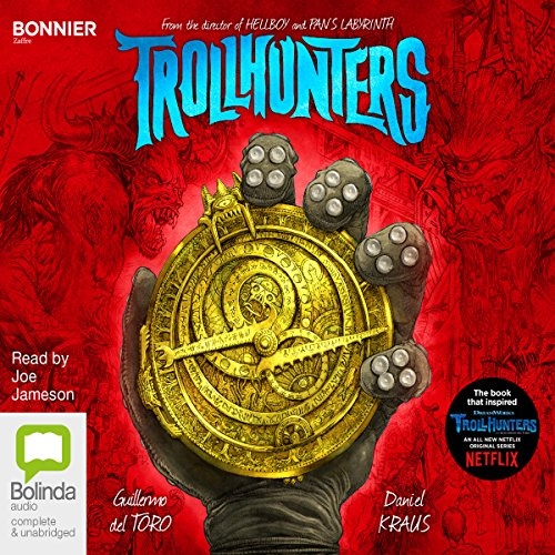Trollhunters cover art