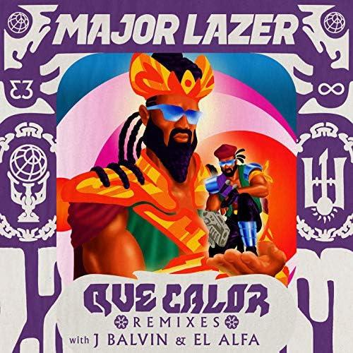 Major Lazer feat. J Balvin & El Alfa
