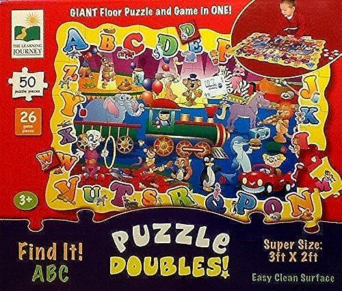 elige tu favorito Puzzle Doubles  Find Find Find It  ABC by Learning Journey by Learning Journey  ¡No dudes! ¡Compra ahora!