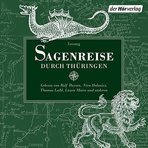Sagenreise durch Thüringen Titelbild