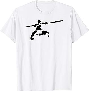 戦士 図 - 棒術 - ブドカ - 柔術 - 合気道 - 空手 - 居合道 Tシャツ