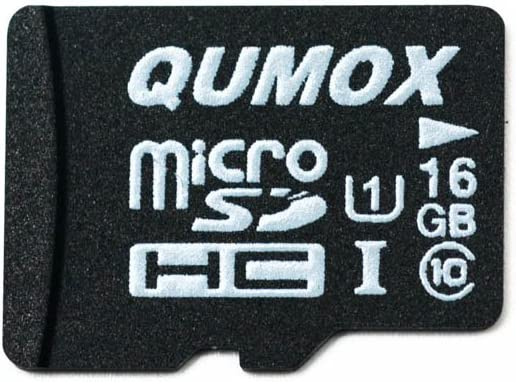Qumox 64gb Micro Sd Memory Card Class 10 Uhs I 64 Gb Highspeed Write Speed 20mb S Read Speed Upto 40mb S Amazon Co Uk Electronics