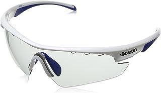 0d0f033e25 Ocean Sunglasses Ironman - Gafas de Sol- Montura : Blanca/Azul - Lentes :