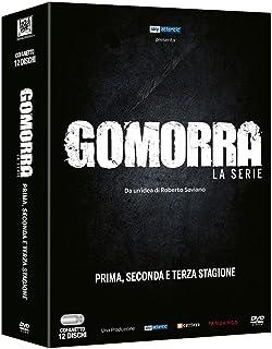 Gomorra St.1,3 (Box 12 Dv)
