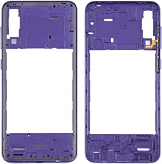 Repair & Spare Parts Middle Frame Bezel Plate for Samsung Galaxy A30s (Color : Dark Blue)