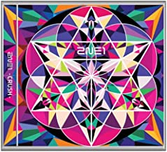 2ne1 New Album - Crush (Random Cover Version)[+an official folded Poster][+2NE1 autograph photo][+2NE1 postcard(10cmx15m)][+2NE1 sticker]
