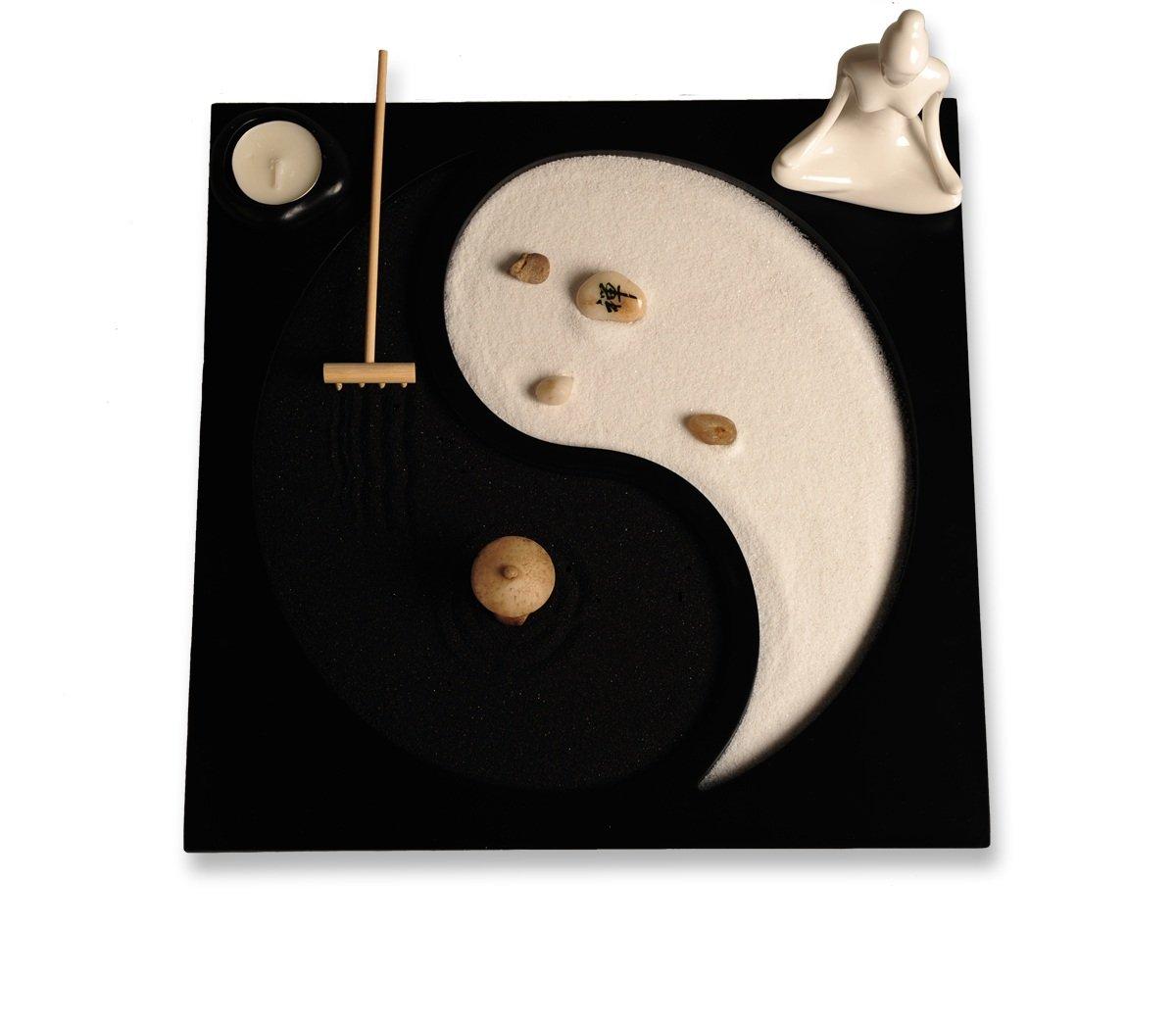 Juego de accesorios y herramientas para jardín Zen de ICNBUYS, madera, B, a,b,c,d,e,f,g,h: Amazon.es: Hogar