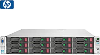 HP SERVER Proliant DL380 G8 Rack LFF 2xE5-2430L 4x4GBRAM P420-1GwB 2xPSU 14x3.5 NO HDD NO TRAYS(Reacondicionado)
