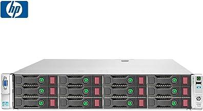 HP SERVER Proliant DL380 G8 Rack LFF 2xE5-2430L 4x4GBRAM P420-1GwB 2xPSU 14x3.5 NO HDD NO TRAYS(Reacondicionado)
