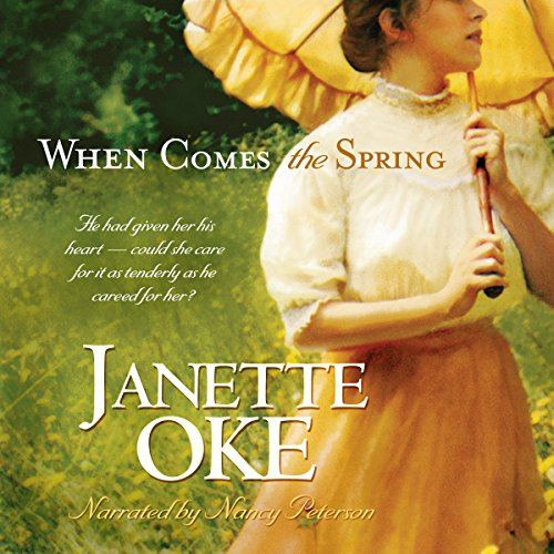 When Comes the Spring audiobook cover art