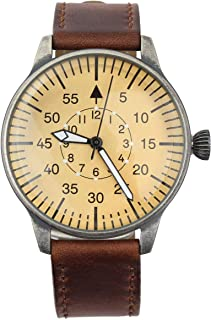 Luftwaffe ME 109 Reproduction Pilot Vintage Watch