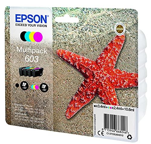 Epson Multipack 4-Colours 603 Ink - Druckerpatronen