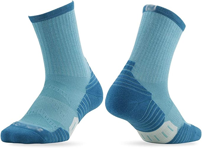 Chaussettes de randonnée Ms. Déodorant Ms. (Couleur   G(10pairs), Taille   L)