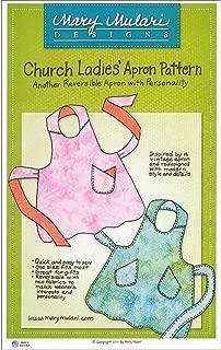 church lady apron pattern