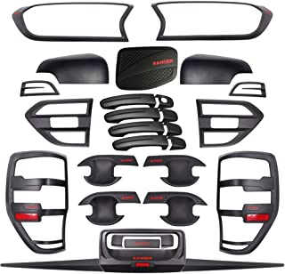 3 Colors M Styling Front Grille Trim Strips Cover Stickers 3St/ück F/ür 08-13 X5 E70 7Gitter