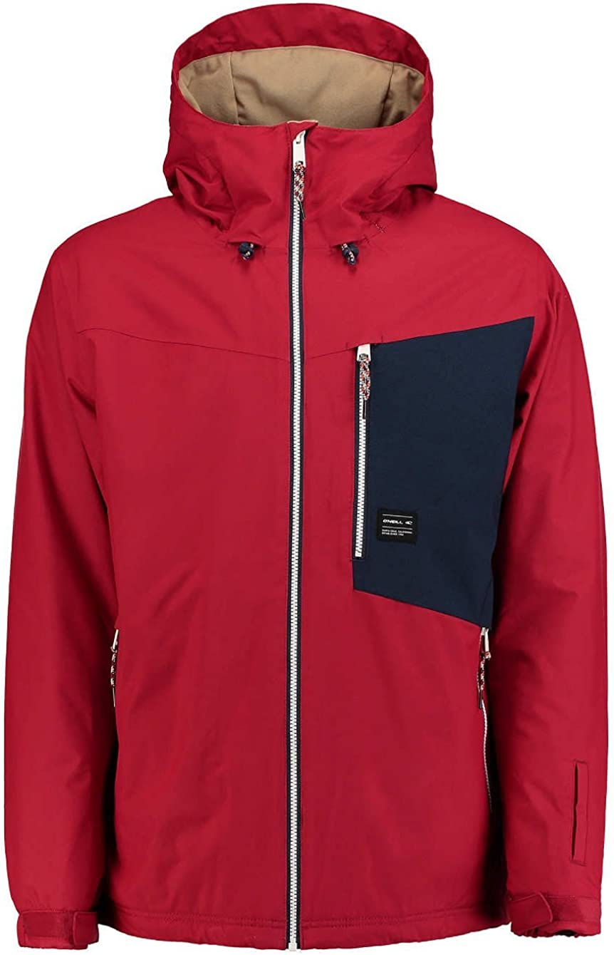 O'Neill PM Cue Jacket - Abrigo impermeable para hombre