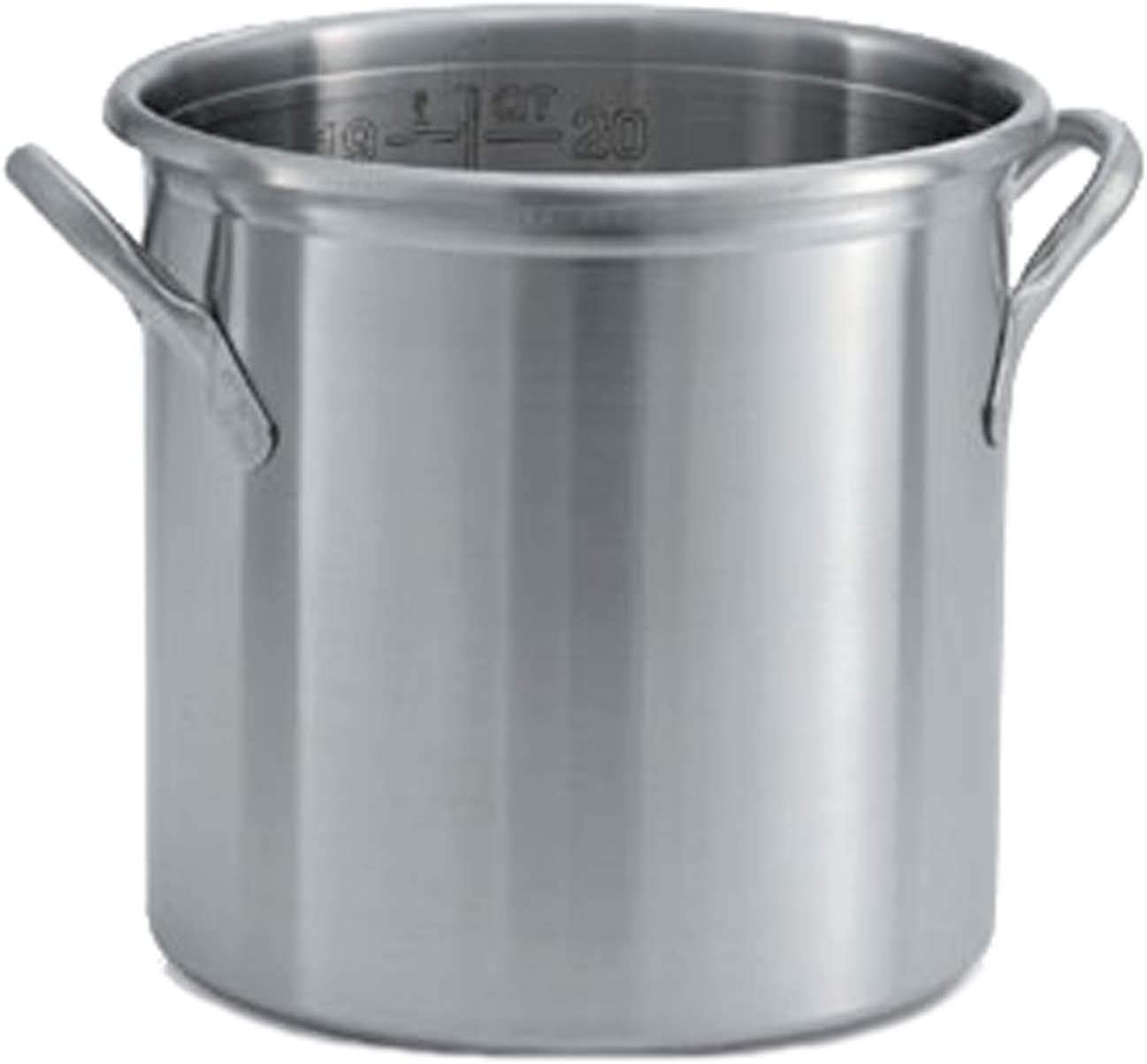 Online limited product Vollrath 77620 Tri-Ply S 24 Lid Stock Quart Max 51% OFF Pot without