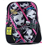 Accessory Innovations Monster High 16' Backpack, Black, Large